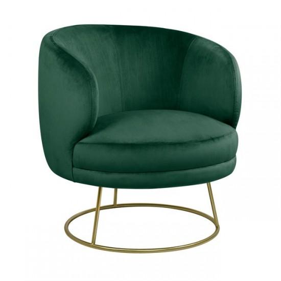 Кресло Ариен зелен кипарис