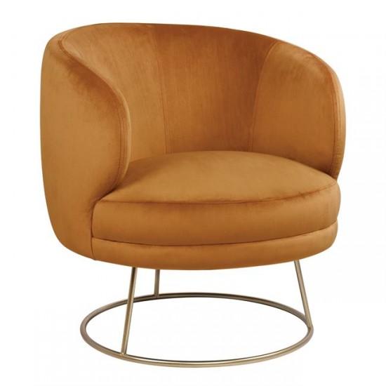 Кресло Ариен златен