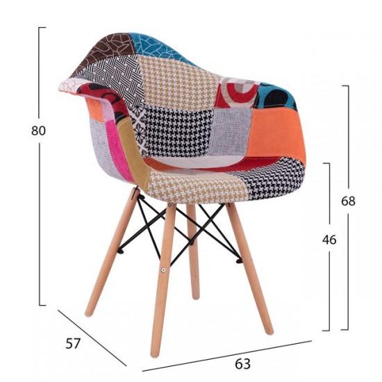 Кресло Мирто пачуърк