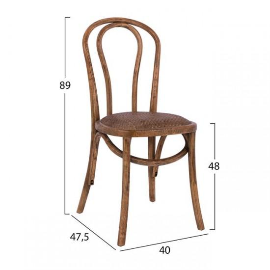 Дървен стол Виена