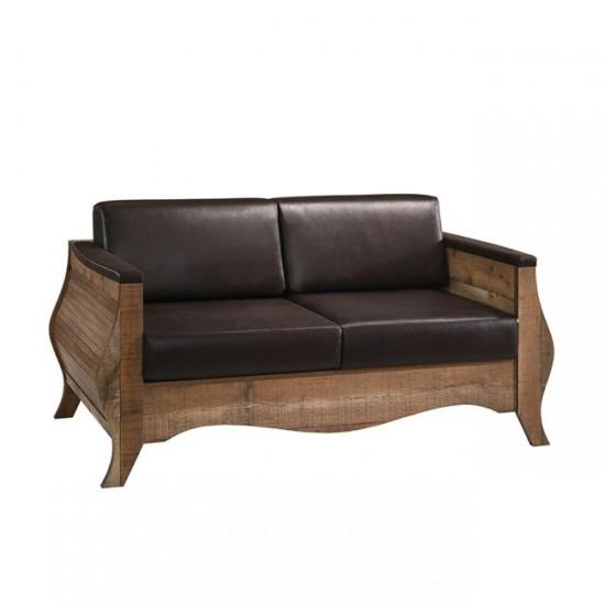 Двуместен античен диван Скарлет