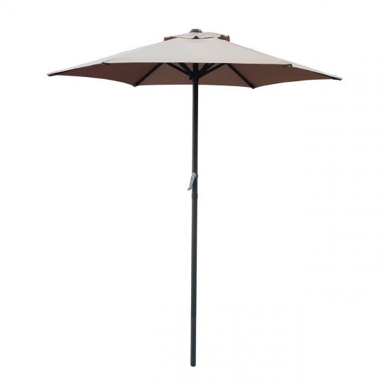 Алуминиев чадър ф2 м
