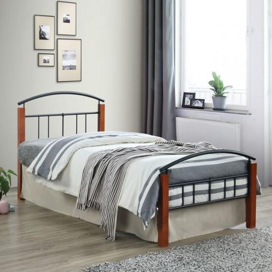 Легло Дока метал и дърво