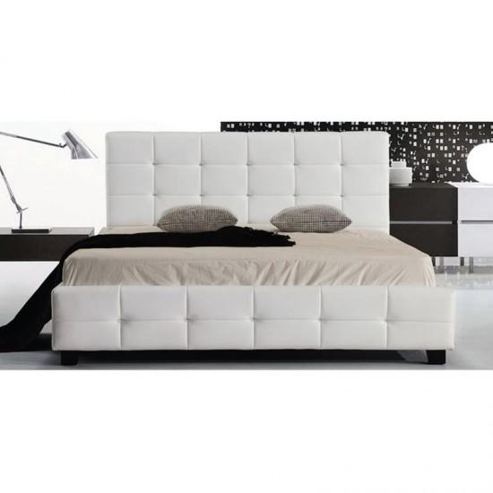 Спалня Фидел 160х200 бяла